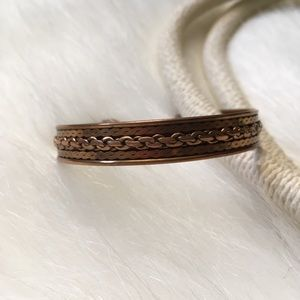 Vintage Copper Bangle